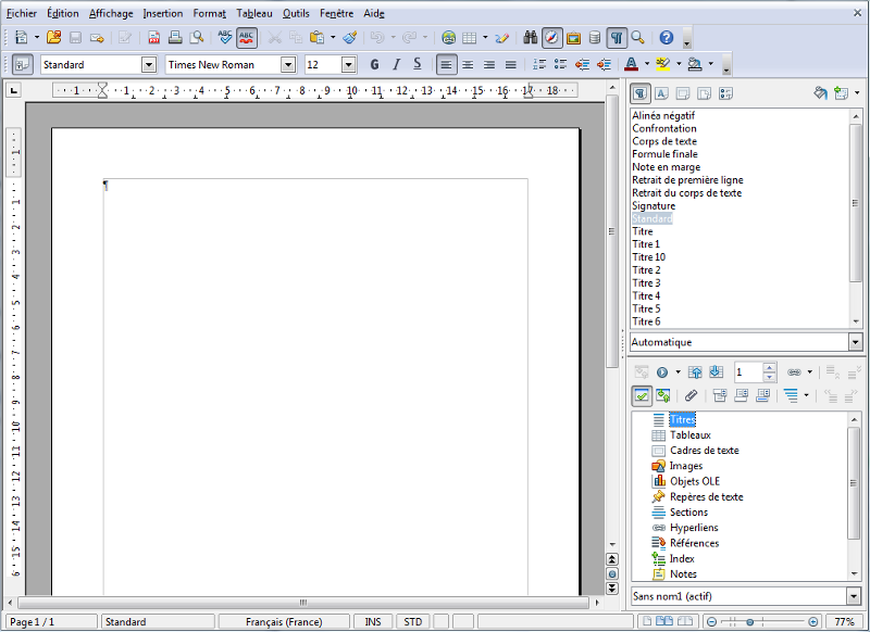 Apache openoffice suites de bureautique logiciels libres framasoft - Libre office pour windows ...